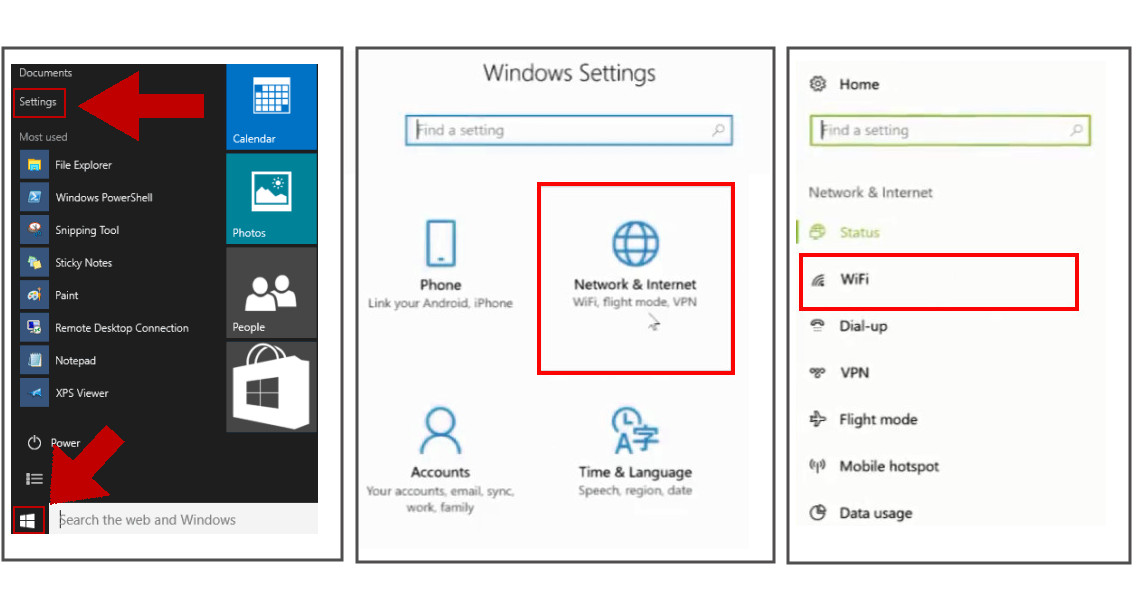 Windows 10: Stop your computer auto-connecting to WiFi 4